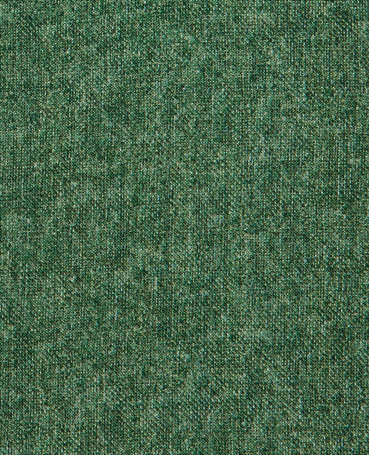 T.M.Lewin Green Contrast Border Wool Pocket Square