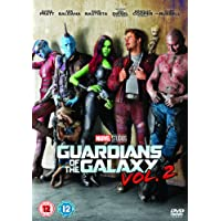 Guardians of the Galaxy Vol. 2 [DVD] [2017]