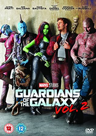 guardians of the galaxy vol 2 dvd 2017 amazon co uk chris
