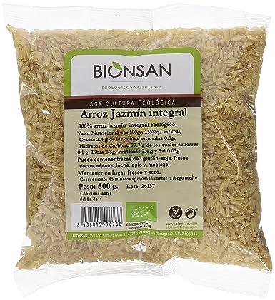 Bionsan Arroz Negro de Cultivo Ecológico | 6 Paquetes de 500 g (3 kg): Amazon.es: Alimentación y bebidas