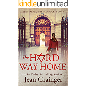 The Hard Way Home (The Star and the Shamrock Book 3)