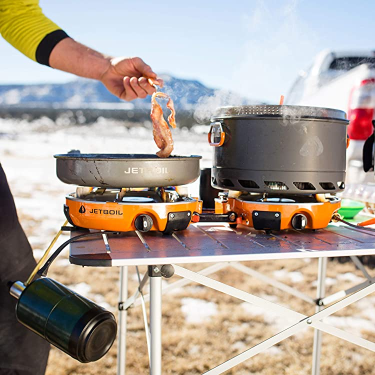 Jetboil Genesis Basecamp Camping Cooking System