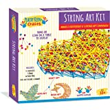 String Art Kit - Makes 3 Different Canvases - Craft Kit for Tweens