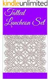 Tatted Luncheon Set