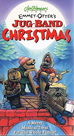 Emmet Otter Jug Band Christmas.Amazon Com Emmet Otter S Jug Band Christmas Vhs Emmet