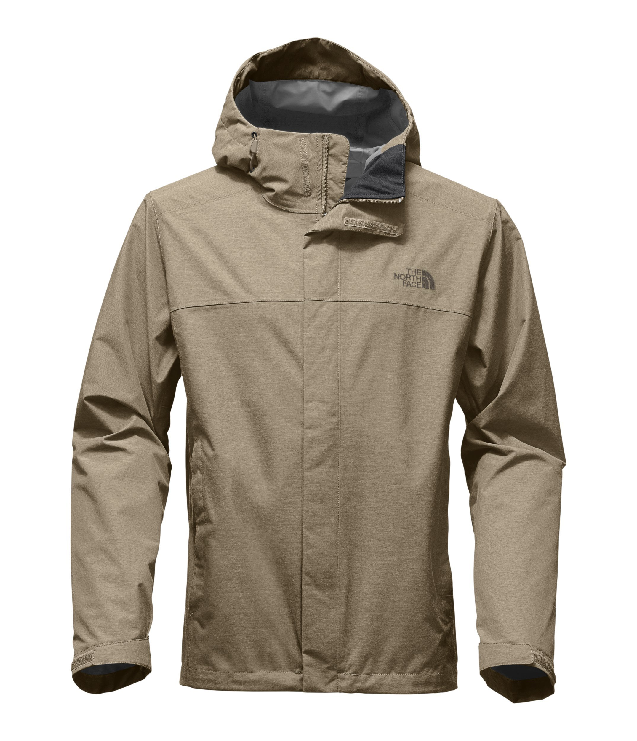 The North Face Men's Venture 2 Jacket - Dune Beige Heather - XL by The North Face