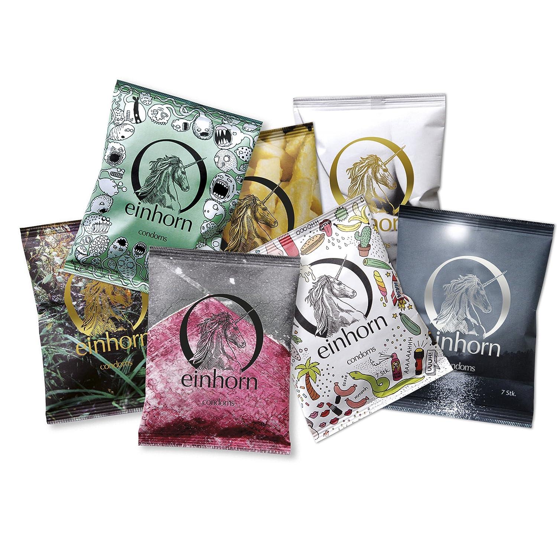 49 Einhorn Kondome