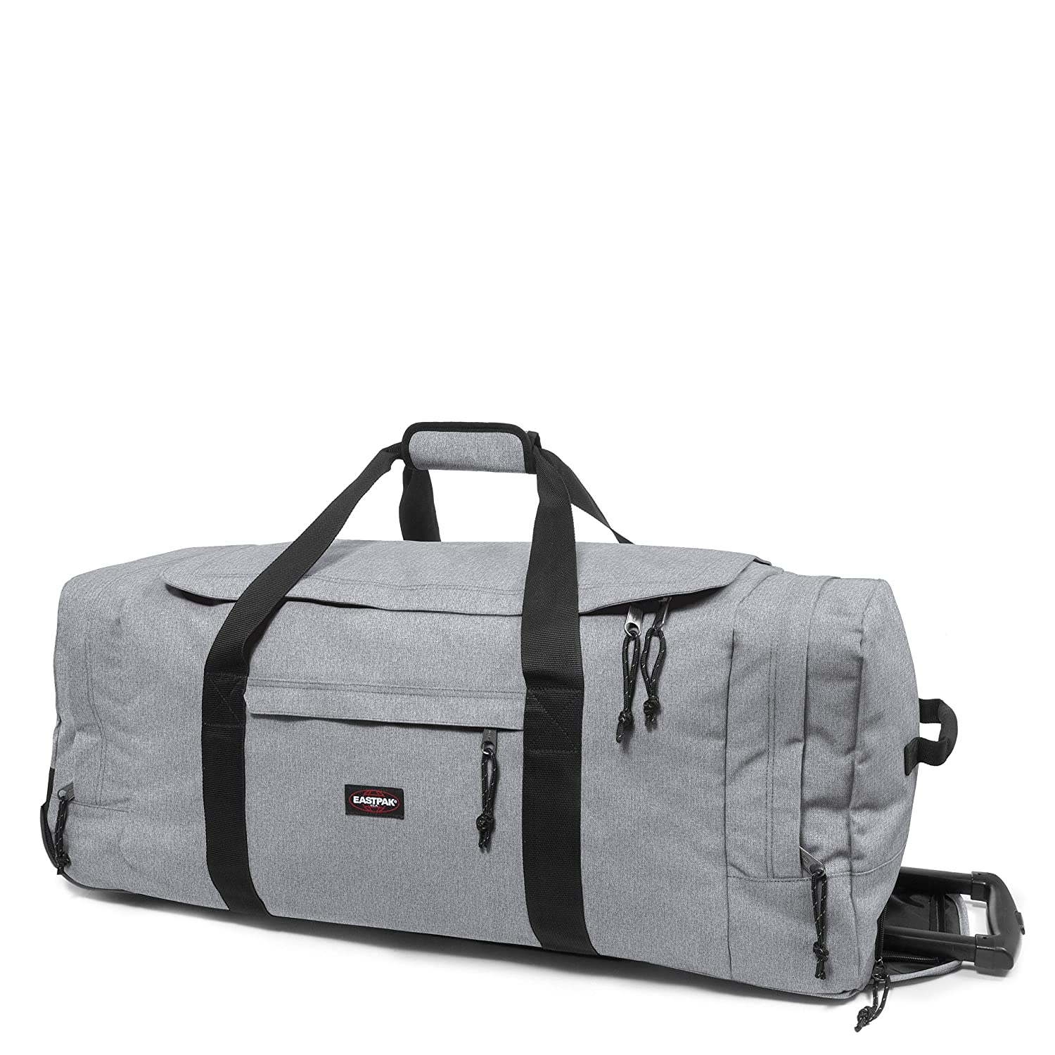 Black 38 L Eastpak Leatherface S Wheeled Luggage