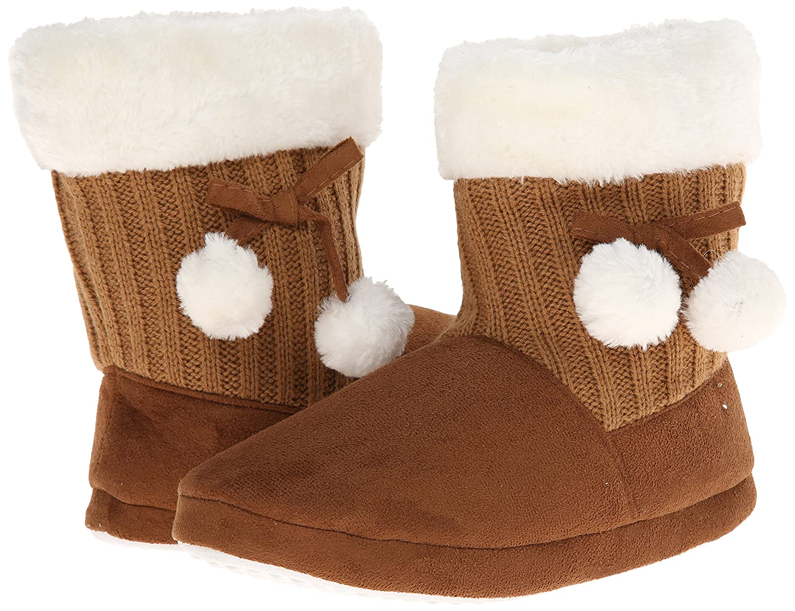 Gold Toe Women's Pom Pom Pom - 6
