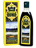 Amla Oil - Brahmi Oil - Blend of Brahmi and Amla Herbal Oil - Keeps the Hair Cool( Hair Oil for Hair Growth) - all Natural - Herbal Therapeutic Grade - 6.76 Ounces, Vaadi Herbals