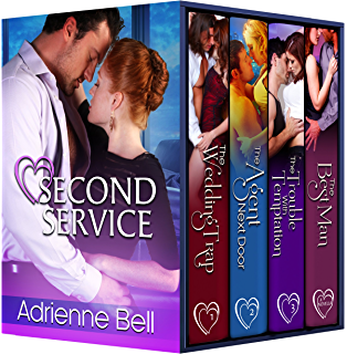 The agent next door second service book 2 kindle edition by second service box set fandeluxe Images