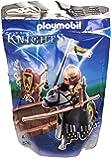 Playmobil Caballeros - Figura de torneo de la orden del caballo salvaje (5357)
