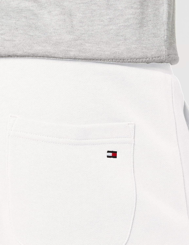 Tommy Hilfiger Basic Embroidered Sweatshort Felpa Sportiva Uomo
