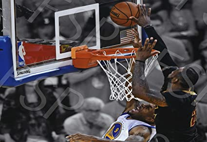 8d0b85da19de8 Amazon.com: Lebron James Poster Print - Cleveland Cavaliers - The ...