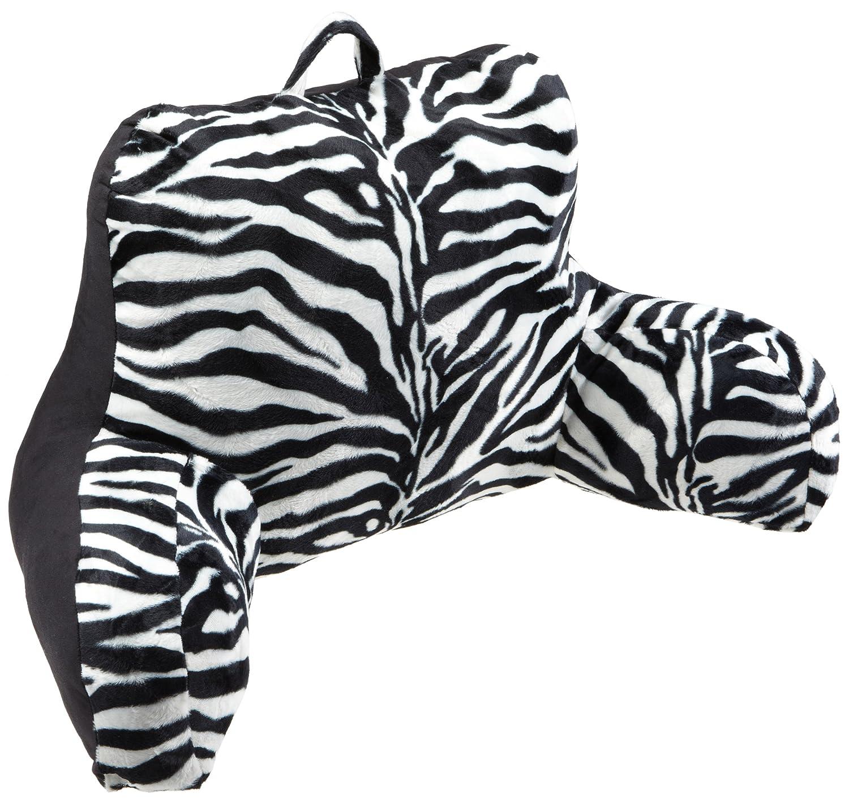 Brentwood Animal Fur Bedrest, Zebra 756