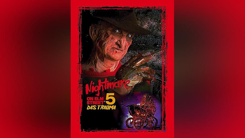 Nightmare On Elm Street 5 - Das Trauma