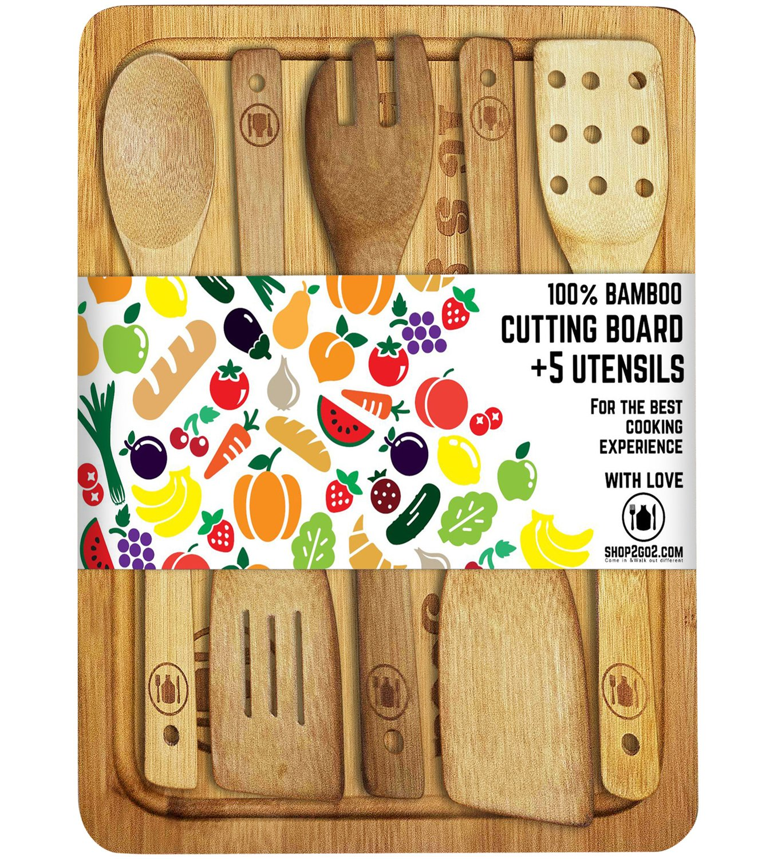 Best Organic Set of Cutting Board