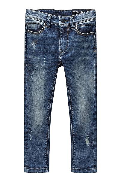 next Niños Junior Pantalones Vaqueros Skinny Corte Pitillo ...