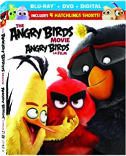 The Angry Birds Movie 2 Blu Ray Bilingual Amazon Ca Thurop