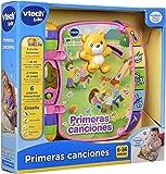 VTech Baby - Primeras canciones, libro musical, color rosa (3480-166757)