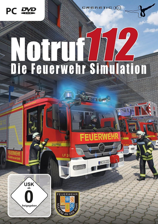 Notruf 112 Edizione: Germania Die Feuerwehr Simulation