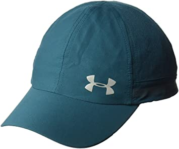 new product 54c45 04aa9  アンダーアーマー  フライバイ キャップ UA Fly By Cap 716:TMT SIL 1306291