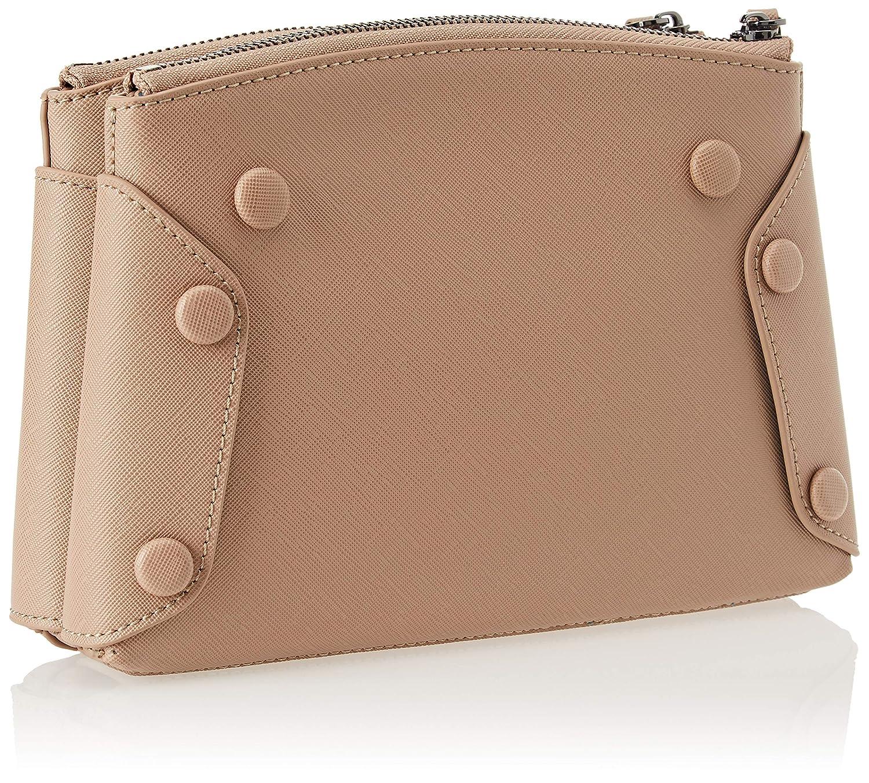 Trussardi Jeans Women s 75B00456-9Y099999 Cross-Body Bag Beige beige   Amazon.co.uk  Shoes   Bags bdce9e3d95e0c