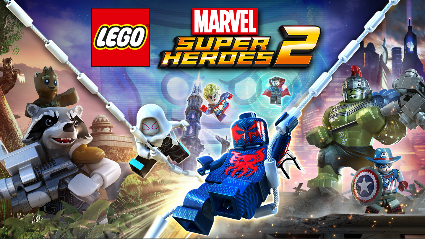 LEGO Marvel Super Heroes 2 - Deluxe Edition Digital [Online Game Code] by Warner Bros