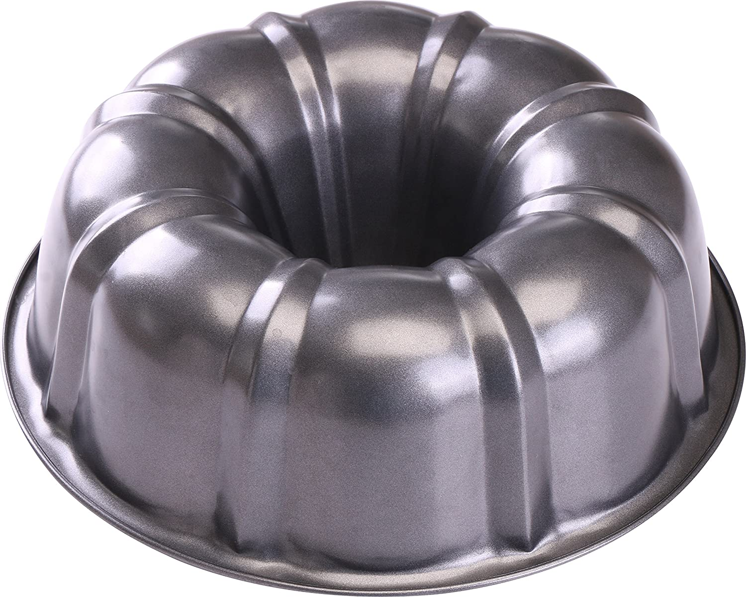 Utopia Kitchen Professional Baking Bundt Pan - High Carbon Steel Material - Non-Stick Design with Carefully Crafted Edges – Easy to Use and Clean UK0298