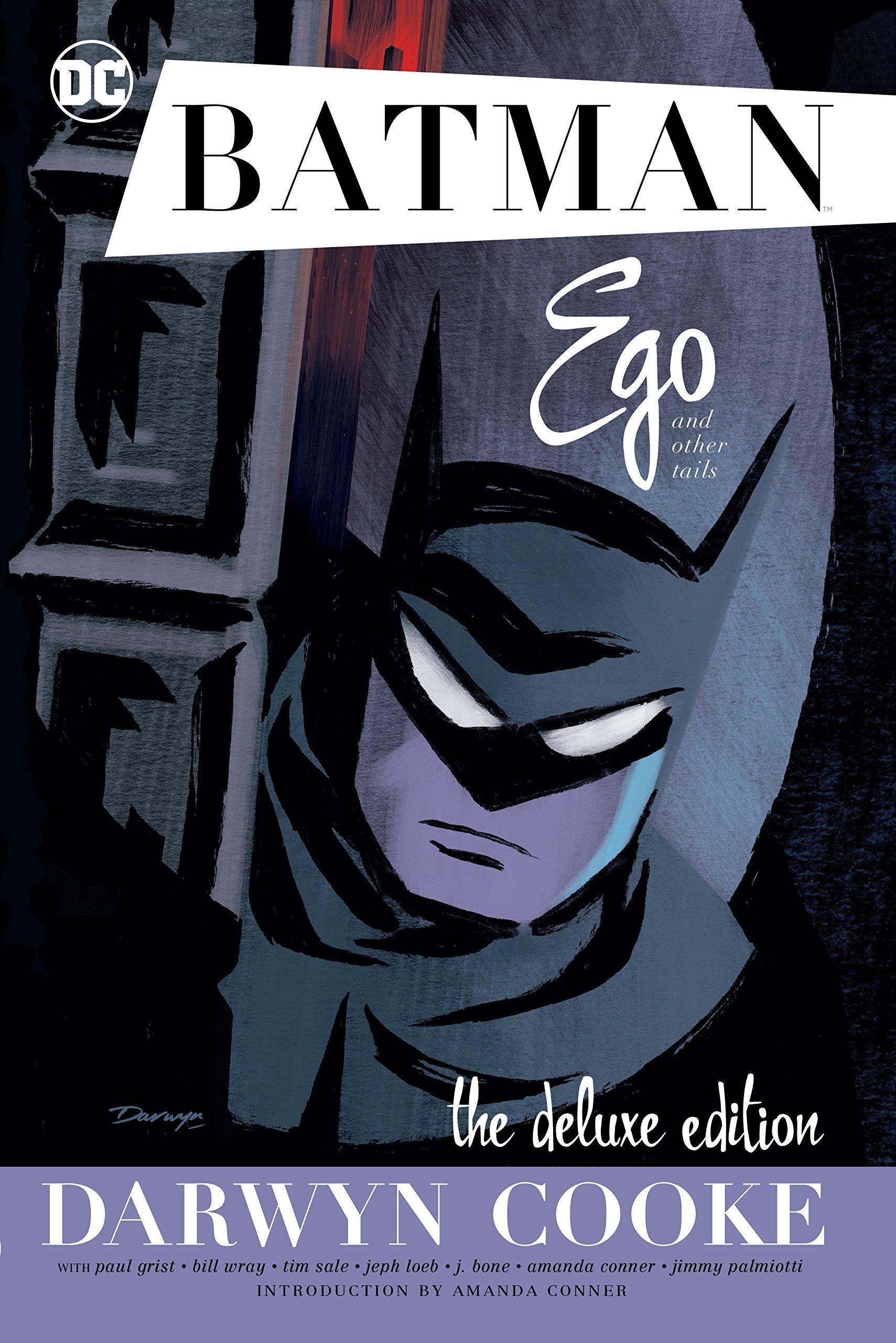 Resultado de imagem para batman ego and other tails