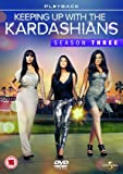 Keeping Up With The Kardashians - Season 3 [DVD] [Import anglais]