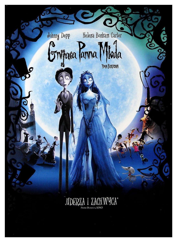 Amazon.com: Corpse Bride [DVD] (English audio. English subtitles ...