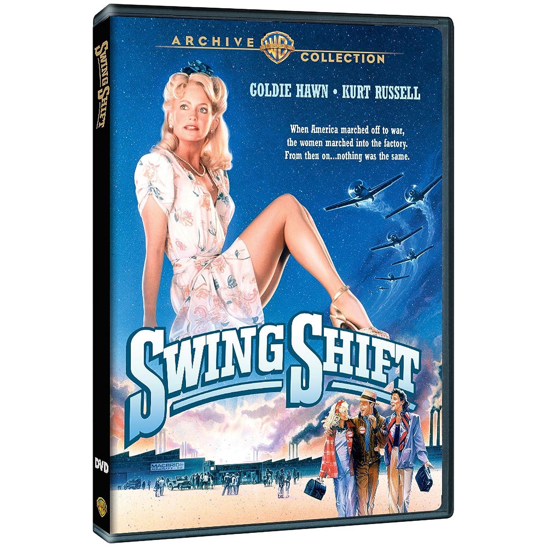 Amazon.com: Swing Shift (DVD-R): Kurt Russell, Charles Napier ...