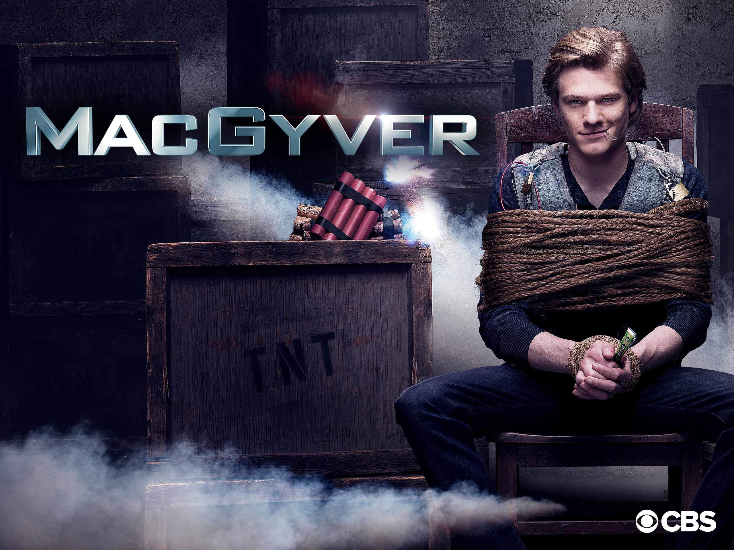 Amazon com: Watch MacGyver, Season 3 | Prime Video