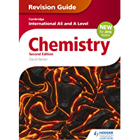 Cambridge International AS/A Level Chemistry Revision Guide 2nd edition (Cambridge International As & a Level) (English Edition)