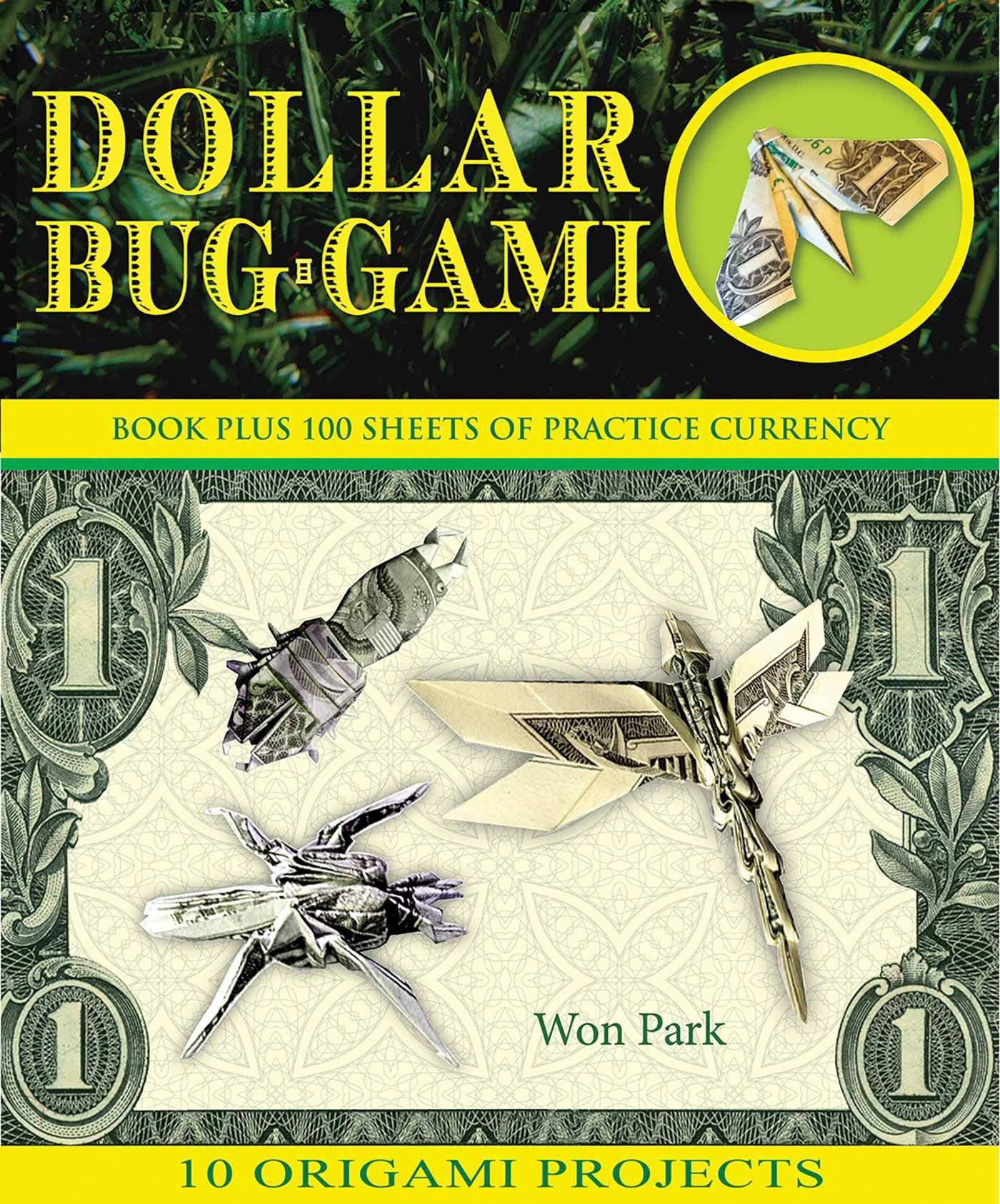 Amazing Origami Using Only Dollar Bills «TwistedSifter | 1686x1400