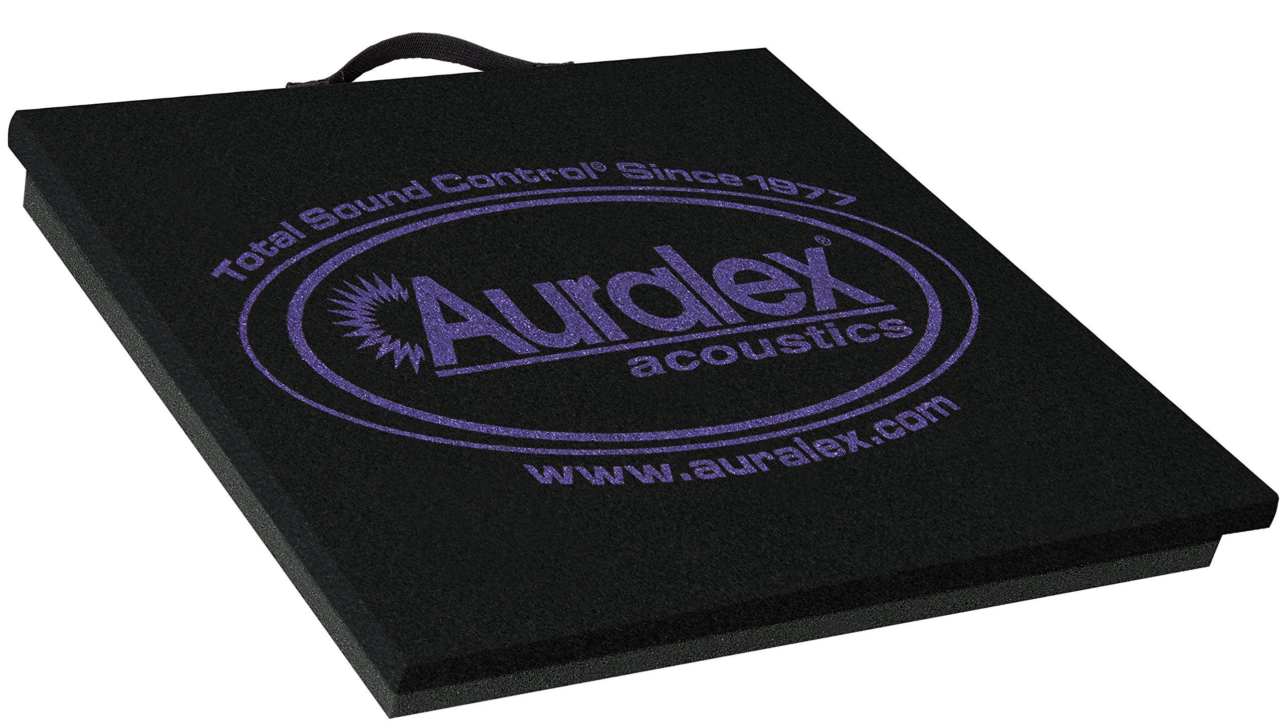 Auralex Acoustics BabyGramma v2 Isolation Platform for Amplifers, 1.75 x 15 x 15-Inches by Auralex Acoustics