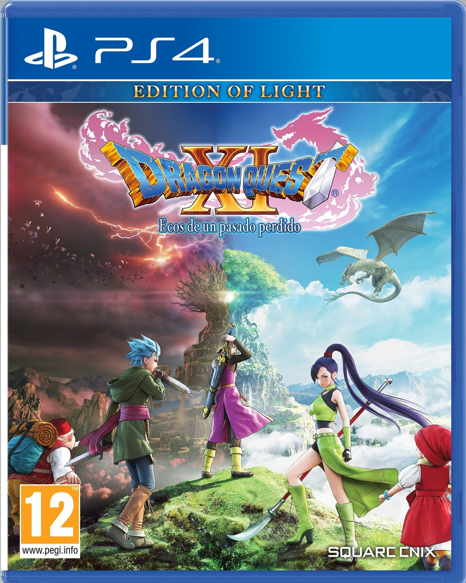 Dragon Quest XI : Ecos de un Pasado Perdido Edition of Light product image