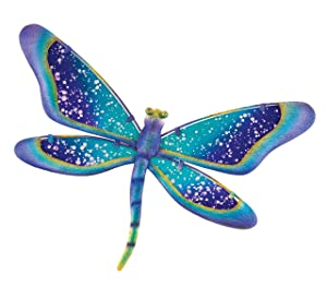 Regal Art & Gift Dragonfly Watercolor Wall Decor, 11""