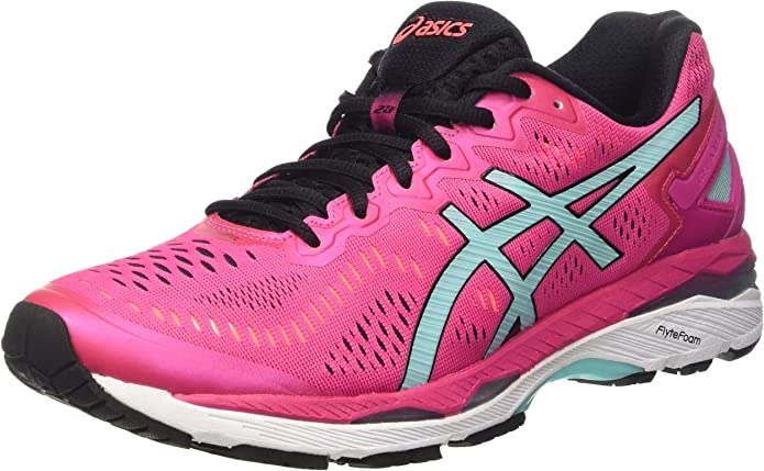 Asics Gel-Kayano 23 W, Zapatillas de Running para Mujer ...