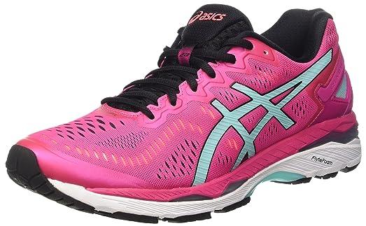 Asics GEL-KAYANO 23 Women's Running Shoe - AW16 - 5.5 - Pink