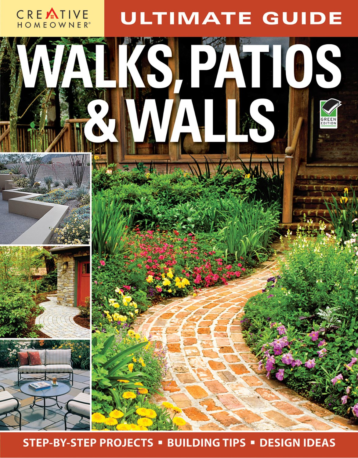Ultimate Guide Walks Patios Landscaping product image