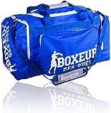 Boxeur Des Rues Fight Activewear Borsa per la Palestra con Tracolla Regolabile