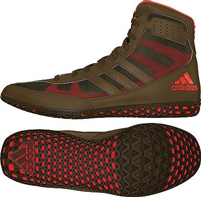 ac9f850cd9d1be adidas Mat Wizard David Taylor Edition Mens Wrestling Shoes
