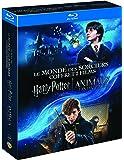 Harry Potter à l'école des Sorciers + Les Animaux Fantastiques - Le mon de des Sorciers de J.K. Rowling - Coffret