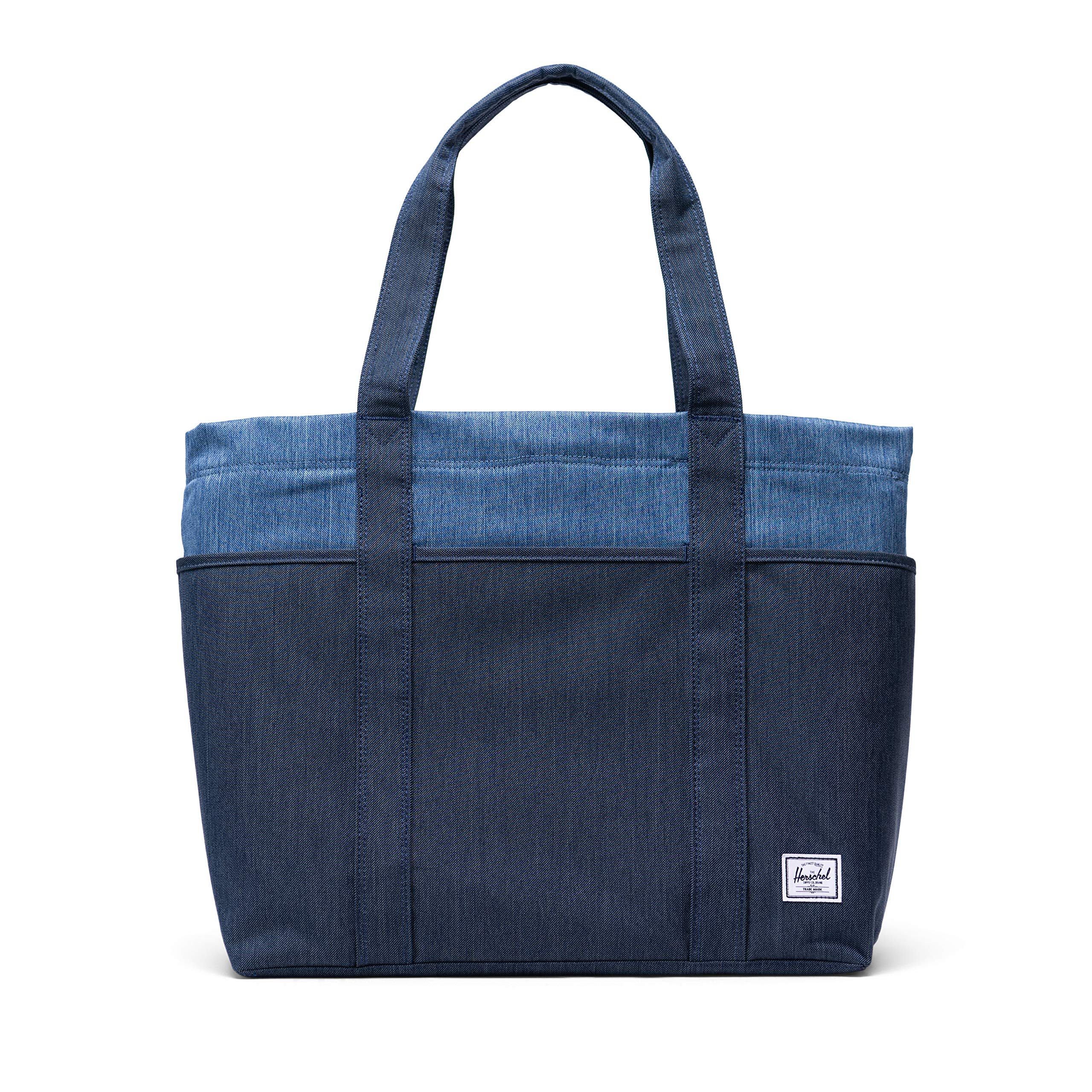 Herschel Terrace Travel Tote, Indigo Faded Denim, One Size