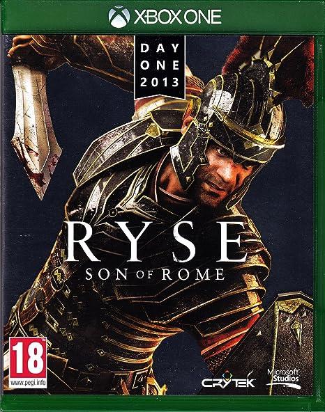 Ryse: Son Of Rome [Importación Inglesa]: Amazon.es: Videojuegos