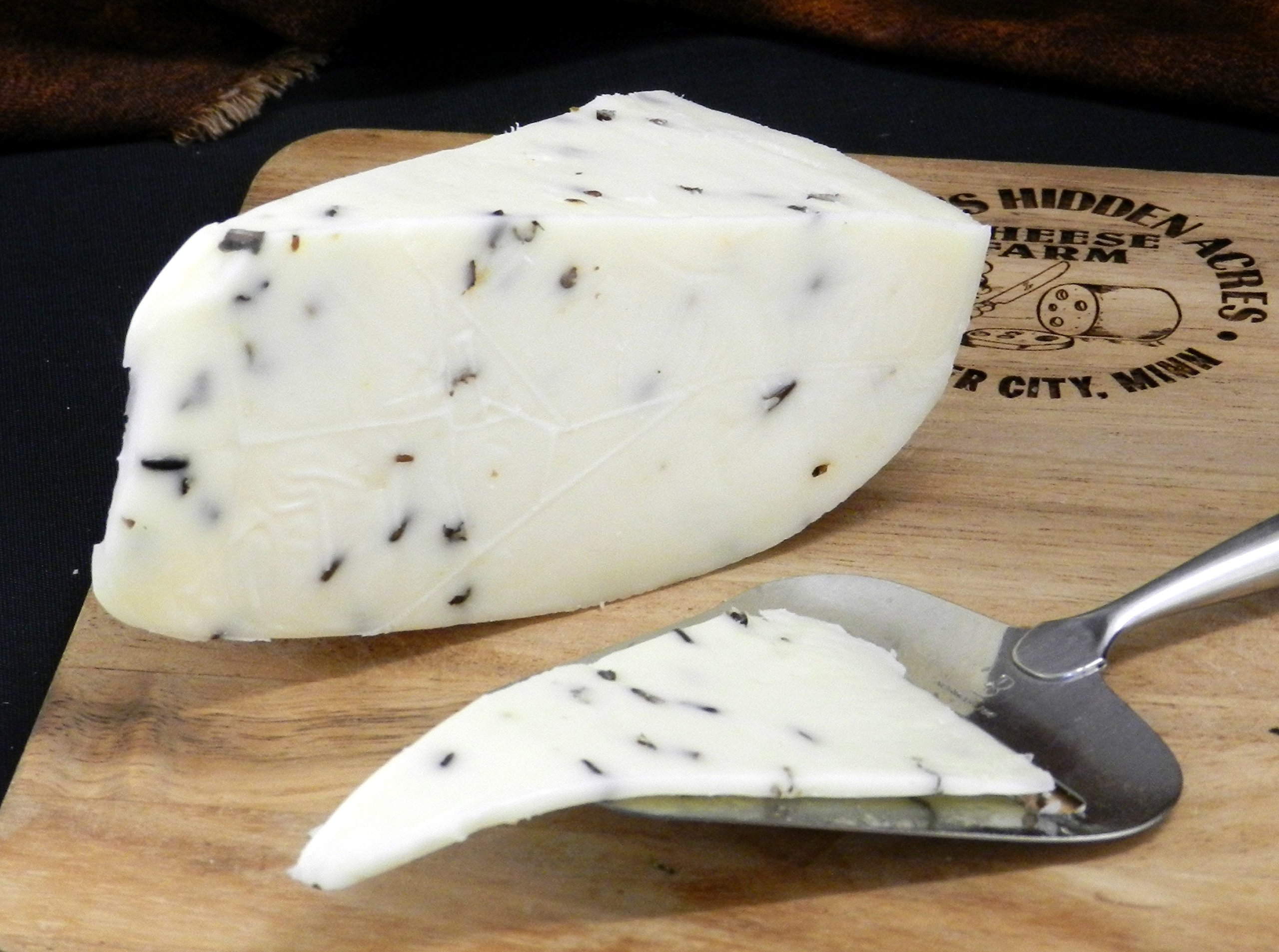Wild Rice Gouda Cheese (2-8 oz)