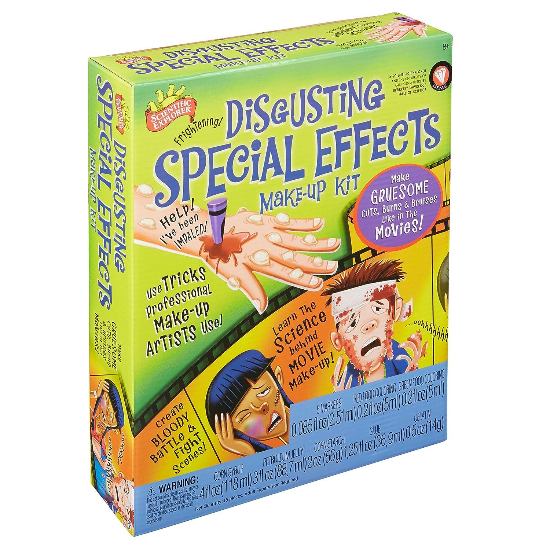 Scientific Explorer Disgusting Special Effects Makeup Kit