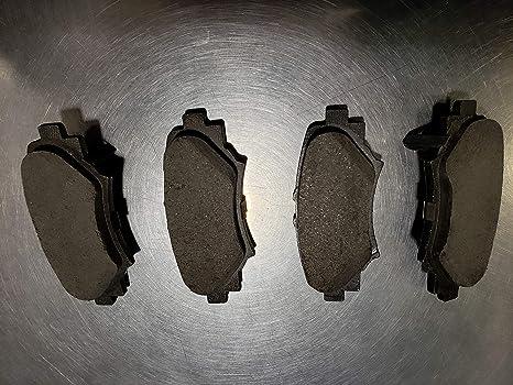 New Genuine OEM 2014-2018 Mazda 3 VPM Rear Brake Pad Set B4Y0-26-48ZB-MV